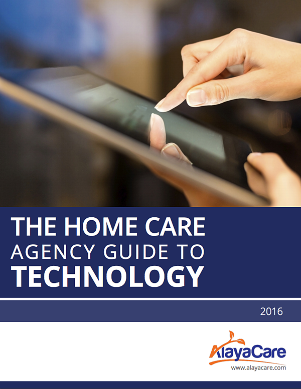 Home Care Agency Guide to Technology