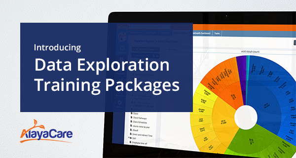 Introducing Data Exploration Training Packages
