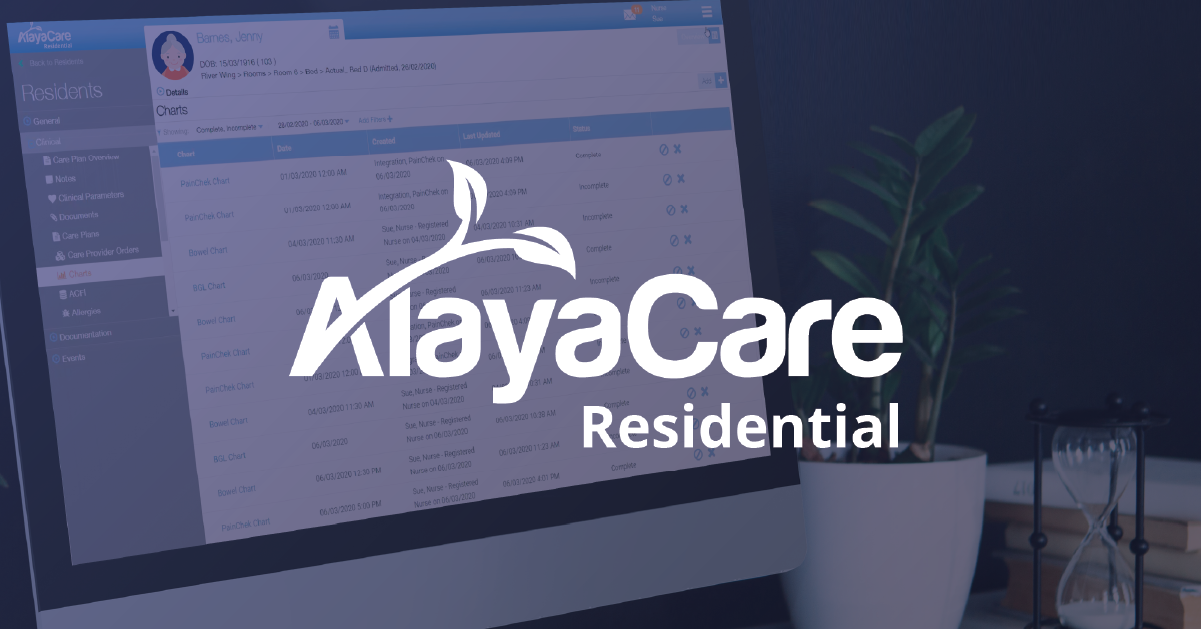 AlayaCare Residential Press Release