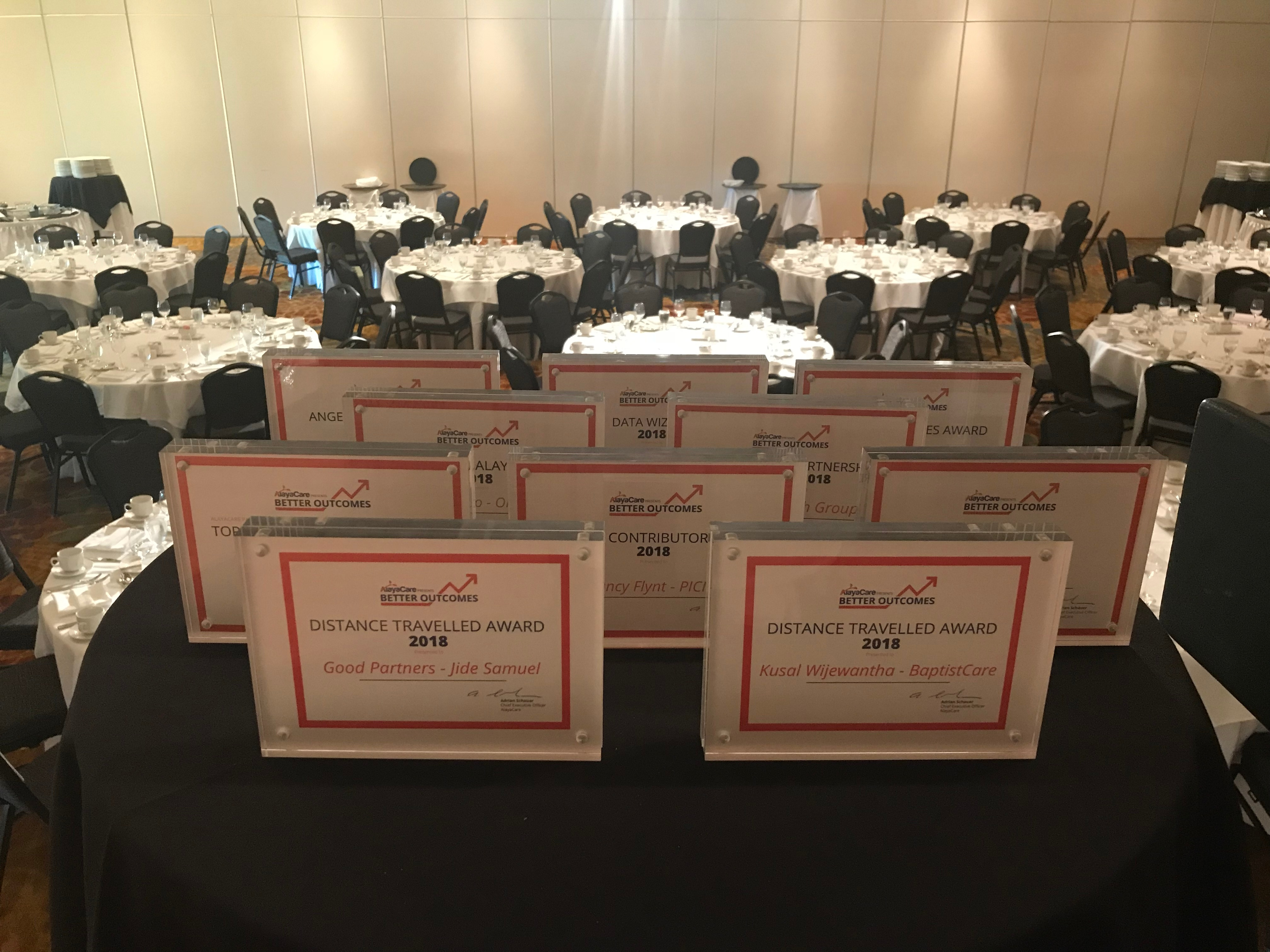 Better Outcomes 2018 Awards