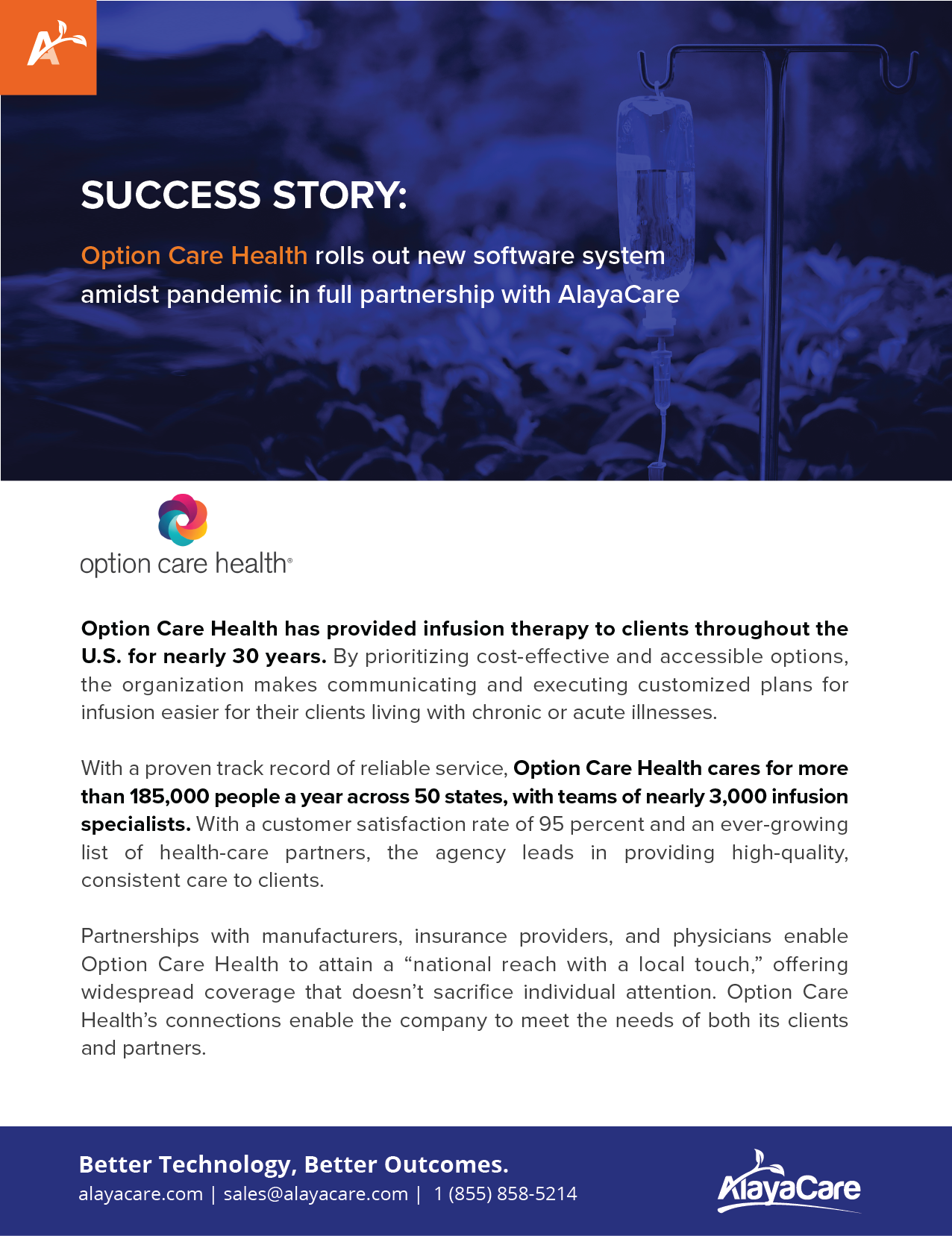 Option Care Health Case Study