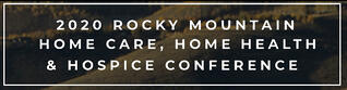 Rocky Mountain Home Care coNFERENCE Logo