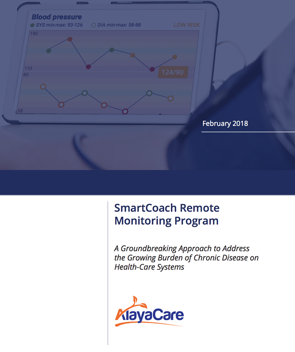 SmartCoach Remote Patient Monitoring