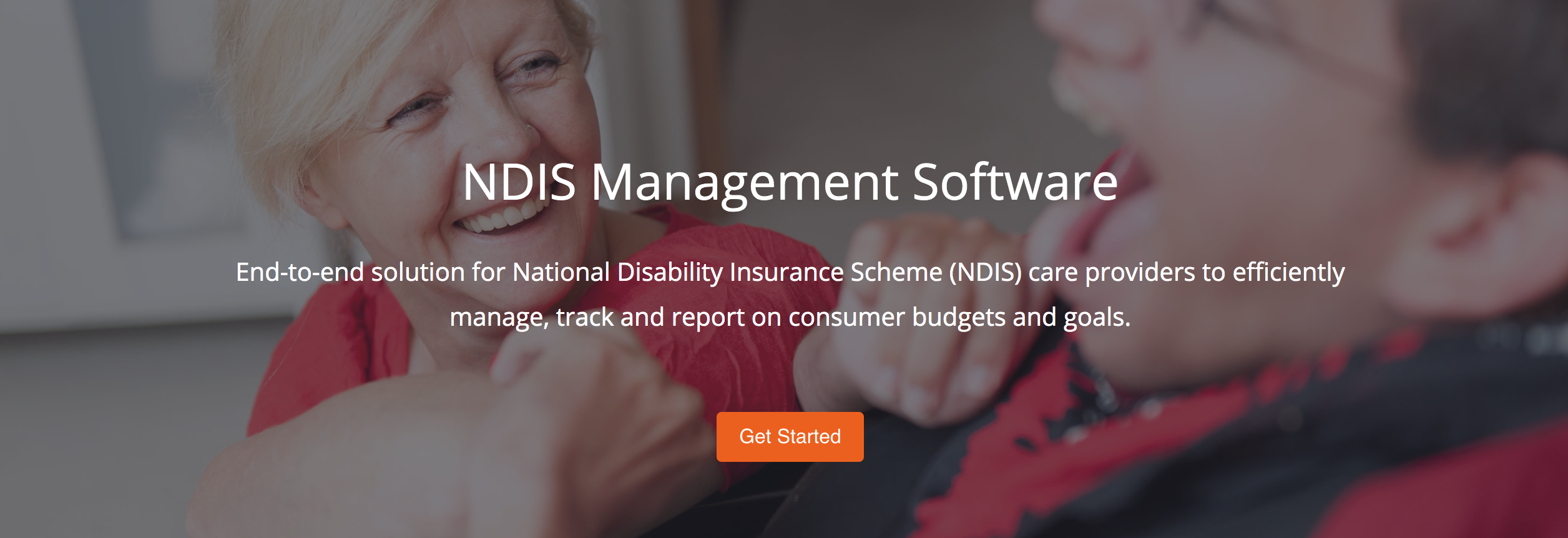NDIS Management Software