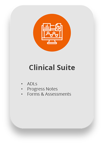 clinical suite graphic