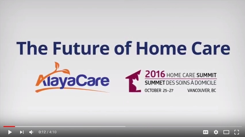 The Future of Home Care: CHCA Home Care Summit 2016