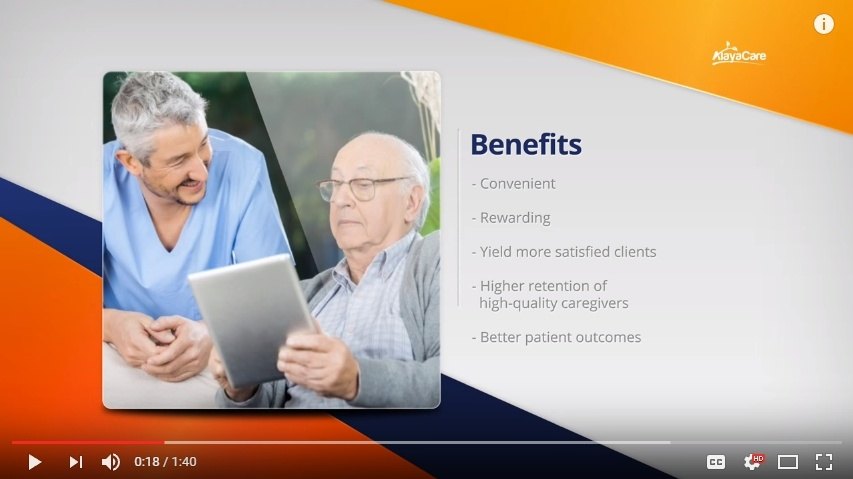 Employee-Client Matching - AlayaCare Home Care Software