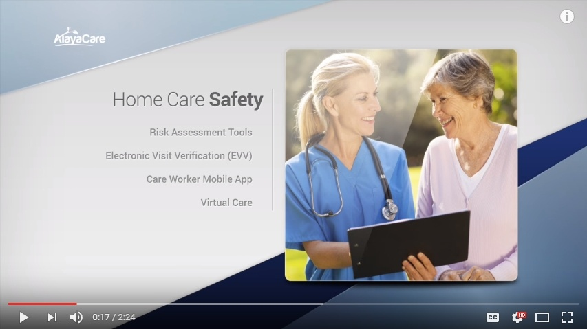 Enhancing Home Healthcare Safety   AlayaCare Home Care Software