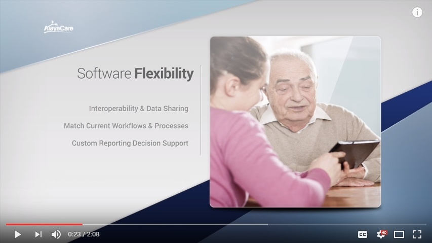 Finding a Flexible Home Care Software Solution