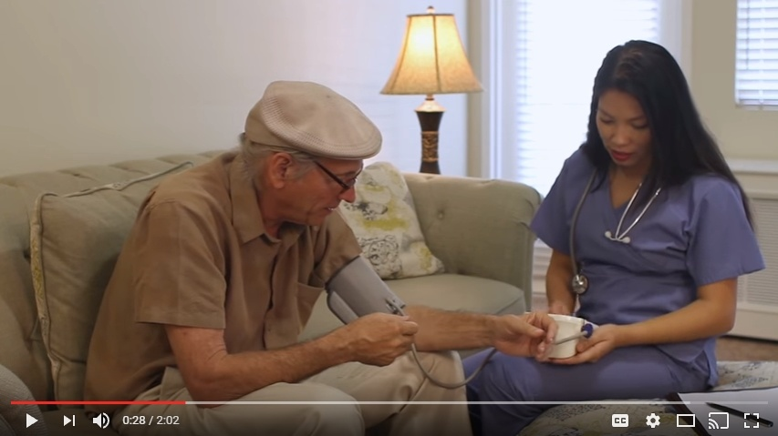 Remote Patient Monitoring Solution - AlayaCare Home Care Software