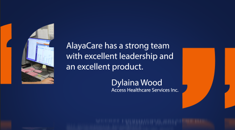 Case Study Access Healthcare Services Inc. - AlayaCare Home Care Software