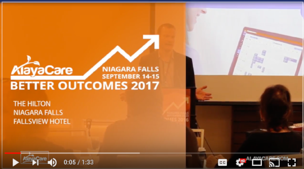 Better Outcomes 2017 - AlayaCare Home Care Software