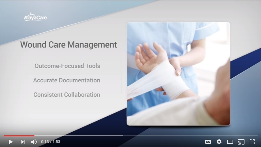 Wound Care Management - AlayaCare Home Care Software