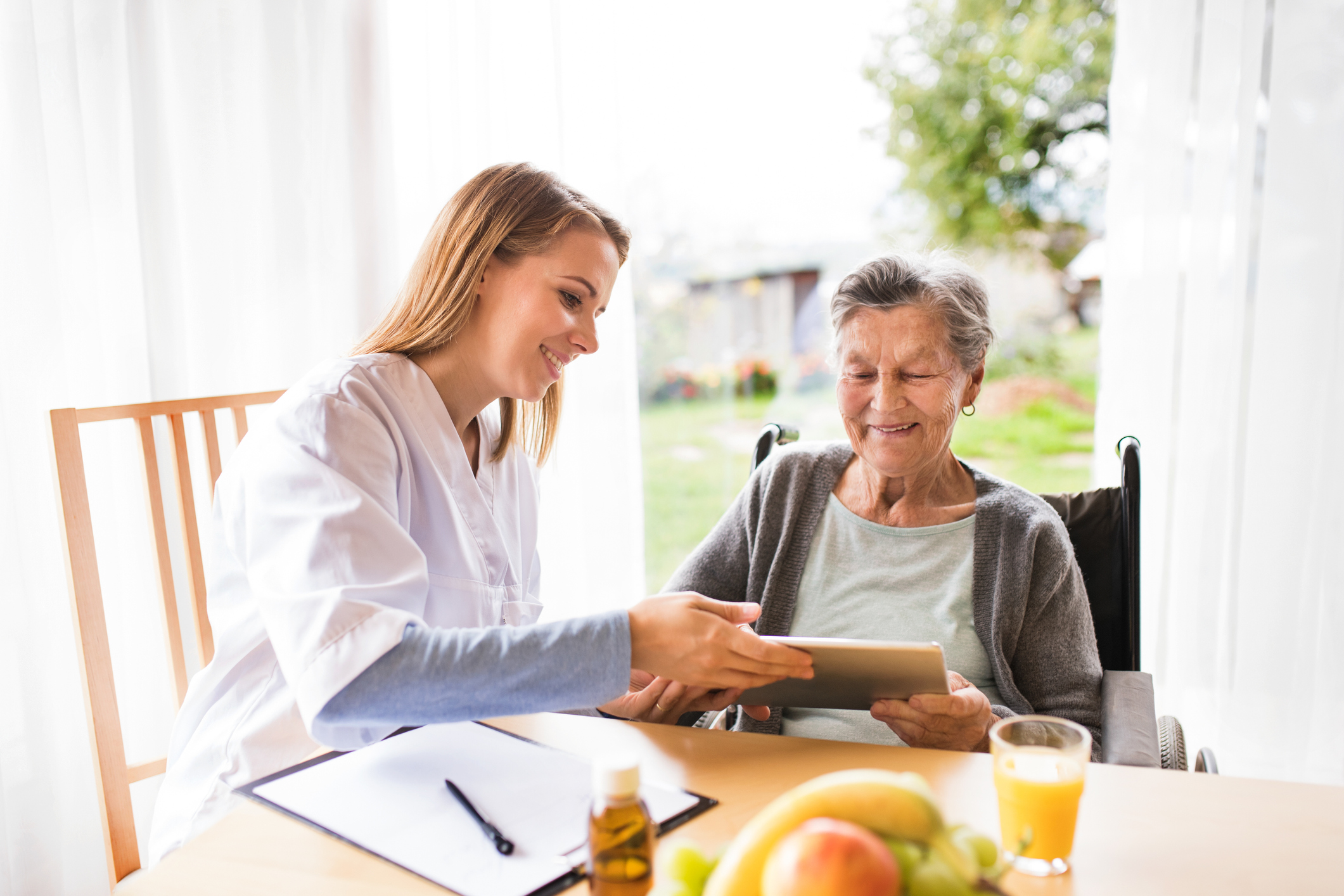 As aged care services evolve, technology carries organisations into the future