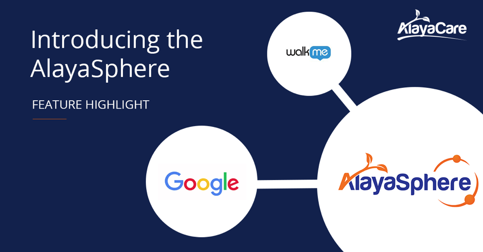 Introducing the AlayaSphere: AlayaCare's Third-Party Integration Listing