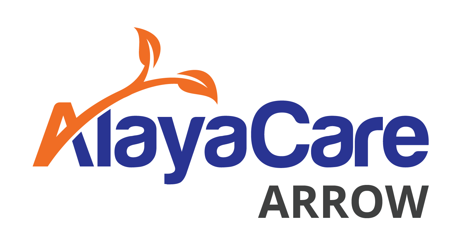 AlayaCare Arrow Logo