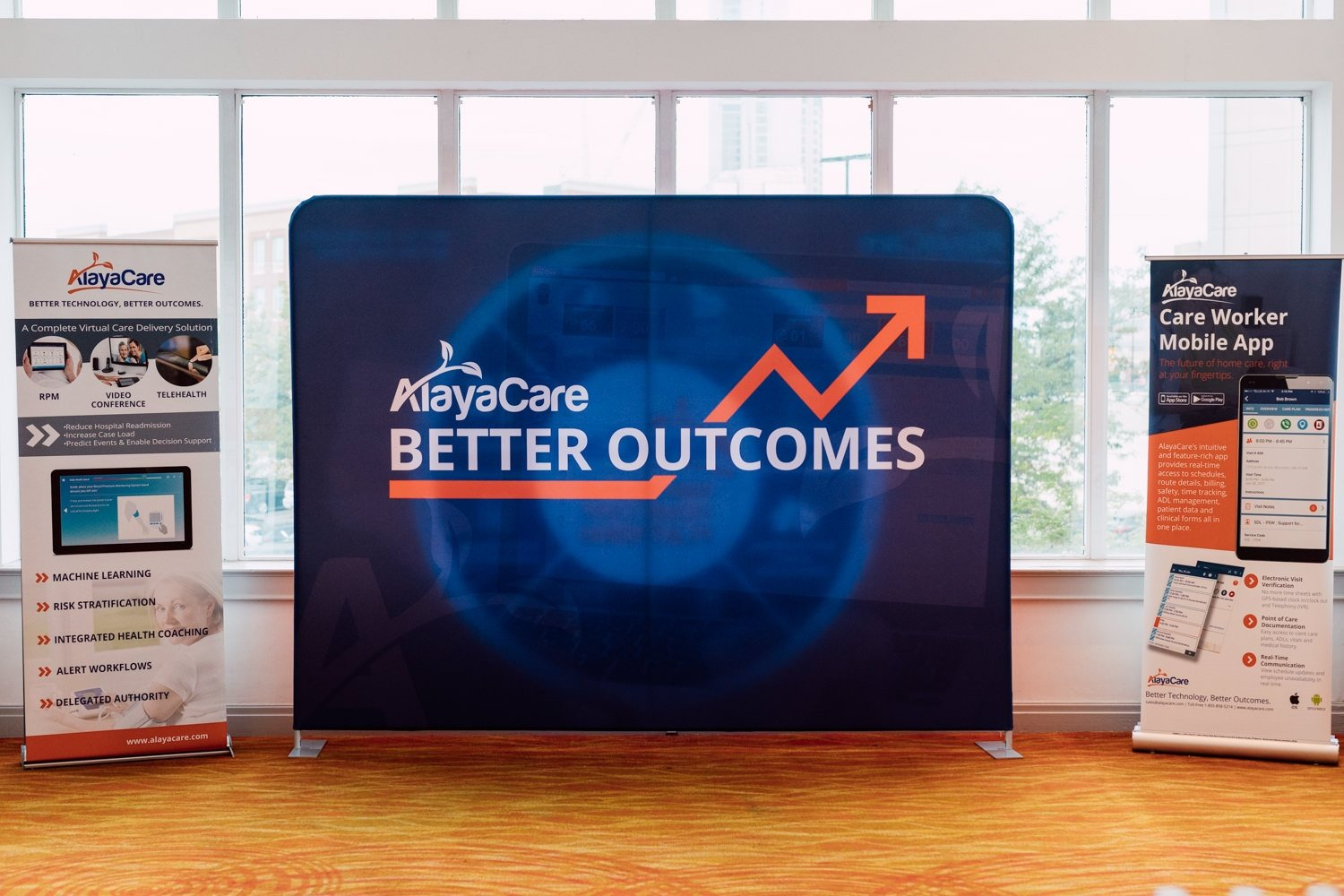 AlayaCare - Better Outcomes 2018