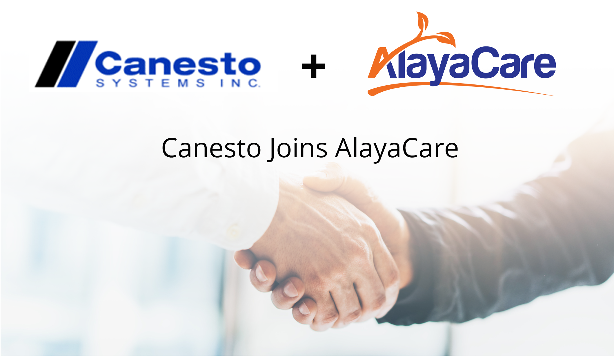 AlayaCare Enterprise Home Care Software Announces Acquisition of Canesto Systems Inc.