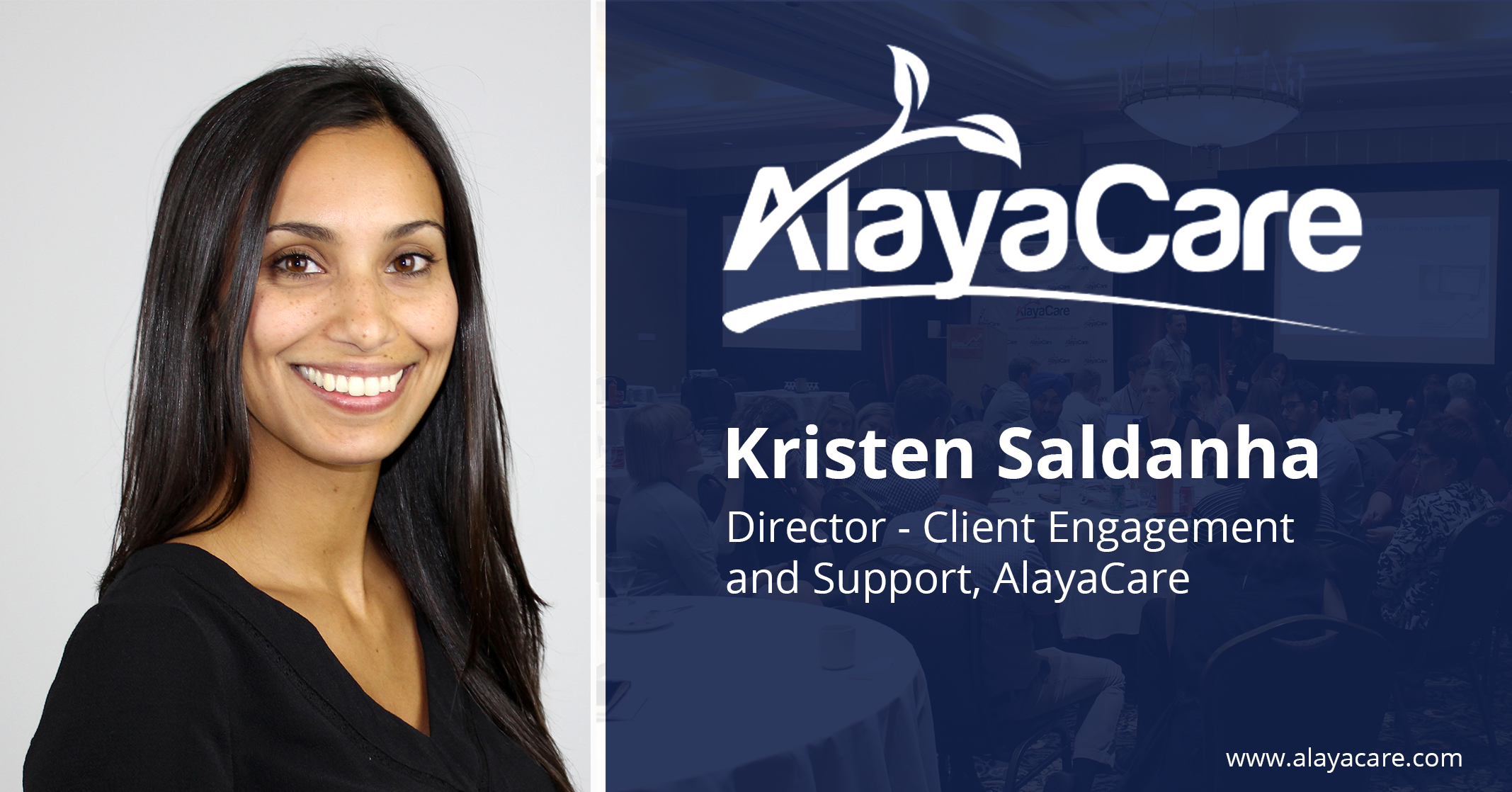 Meet Kristen: Here's Why She Believes AlayaCare Can Make a Difference
