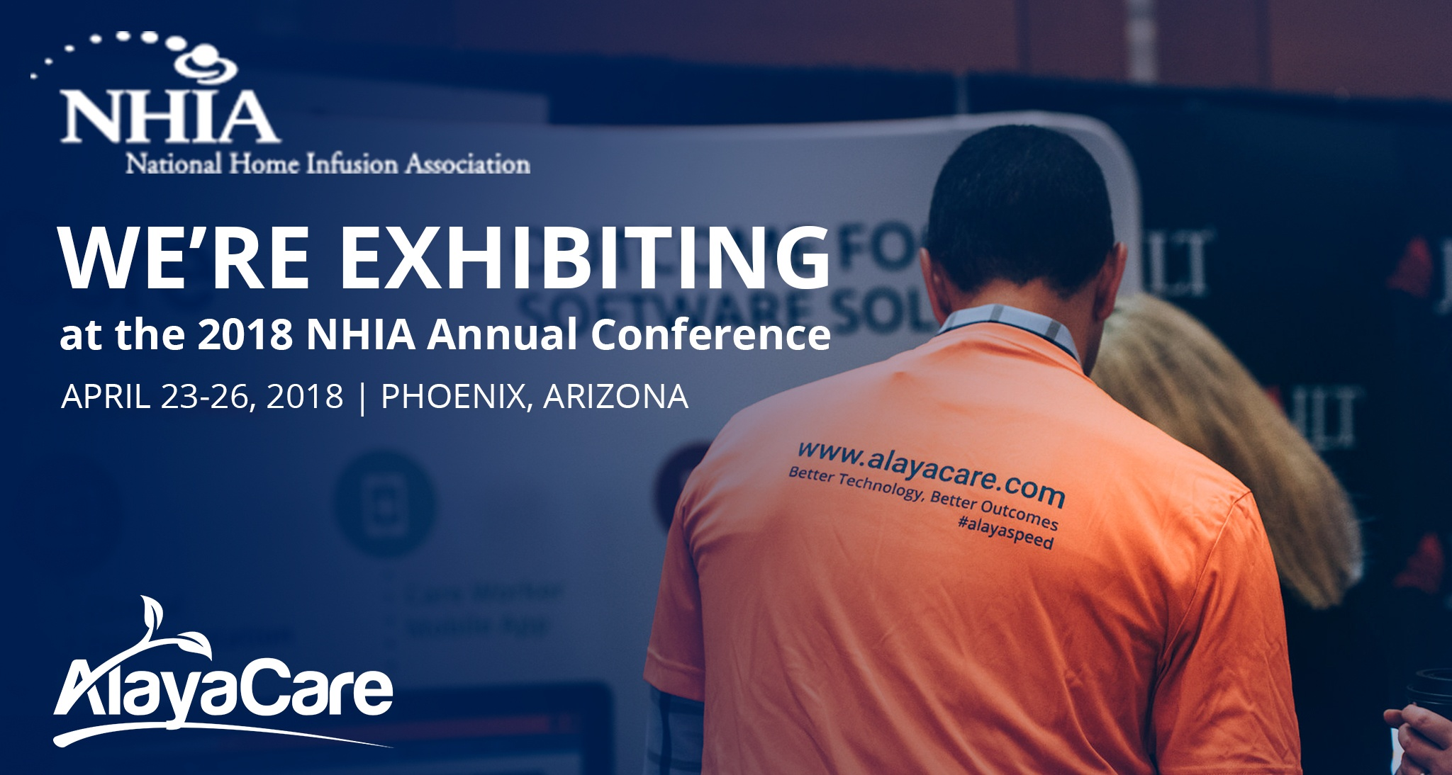 AlayaCare Joins NHIA Annual Conference for First Time