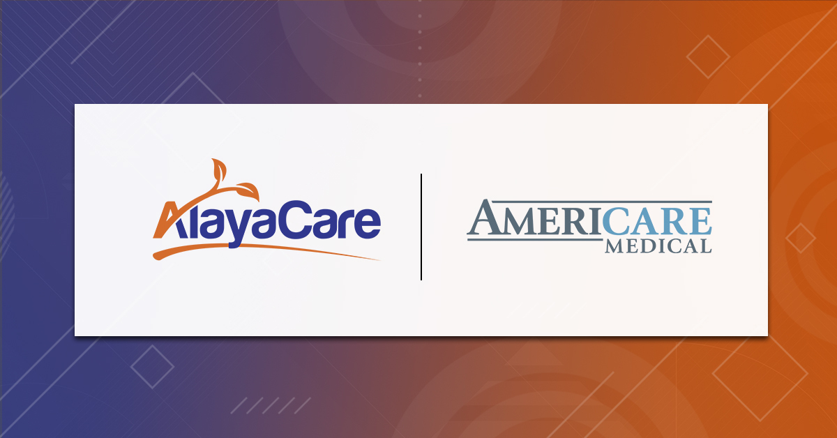AmeriCare selects AlayaCare as their home care technology partner