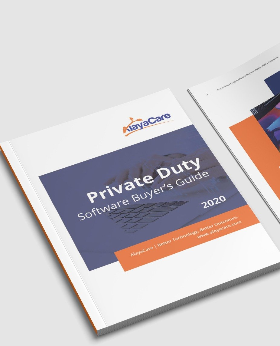 Private duty software buyer's guide