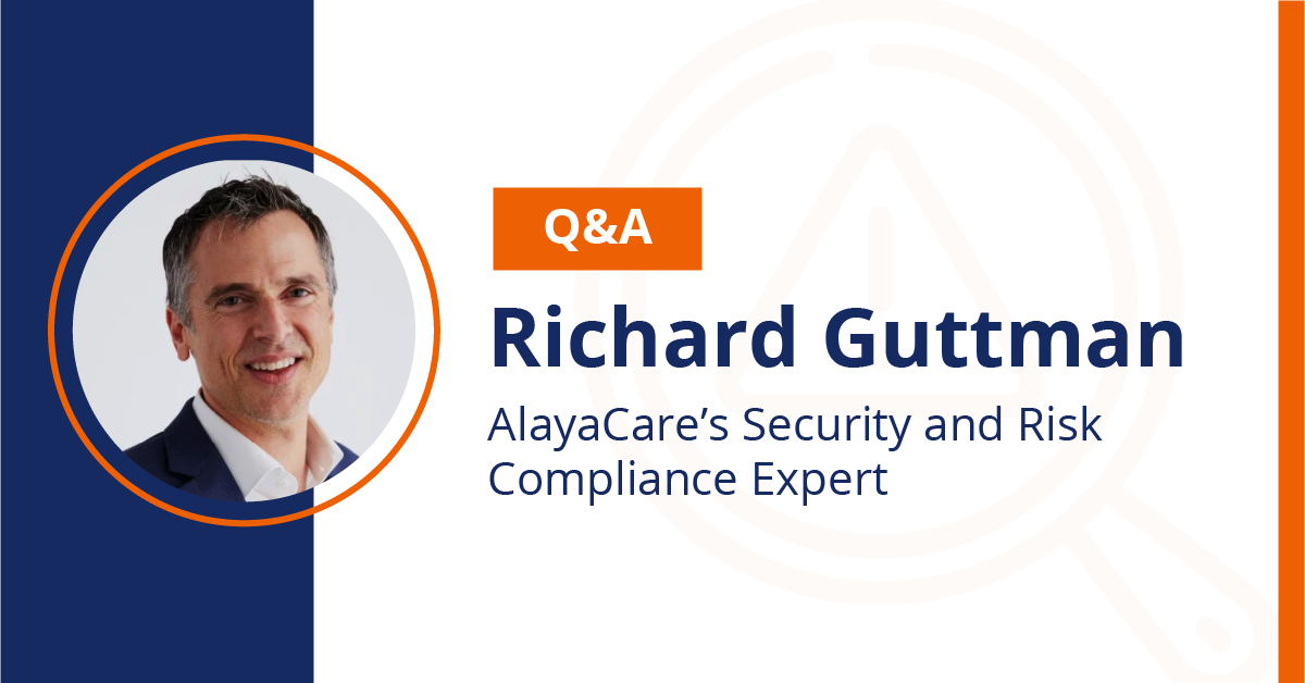 Q&A with AlayaCare's Security and Risk Compliance Expert