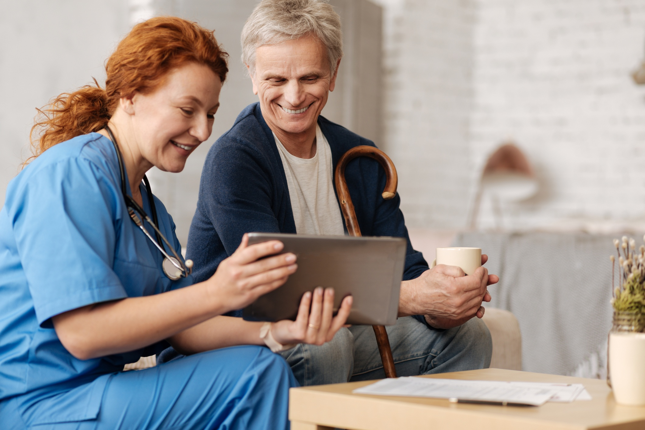 How Technology Can Help Eliminate Home Care Employee Churn