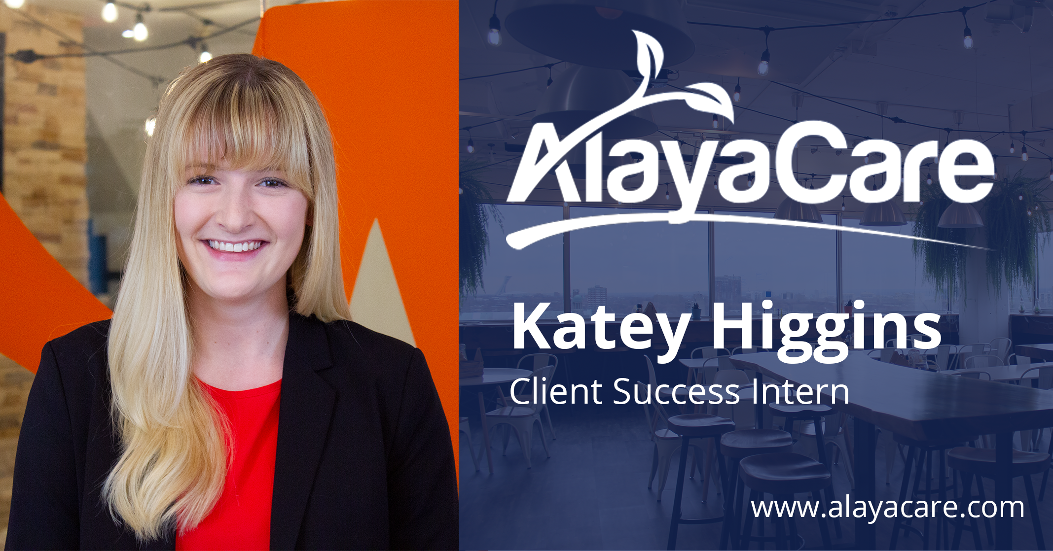 #AlayaCulture: Meet Katey from Client Success!