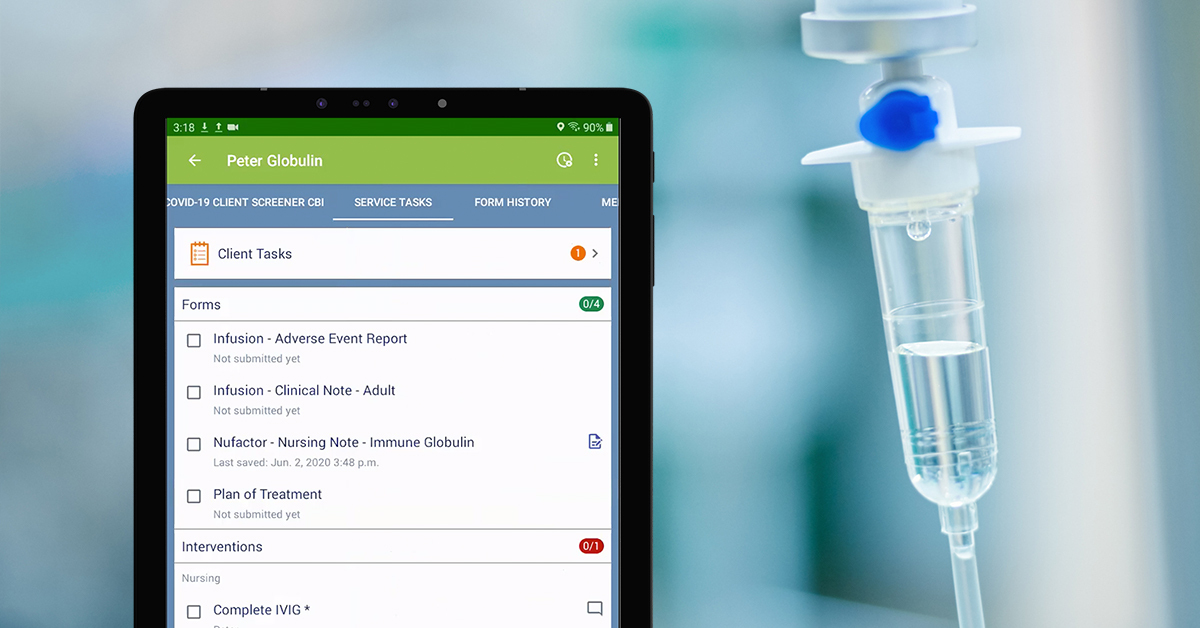 Home Infusion and the Rise of Virtual Care